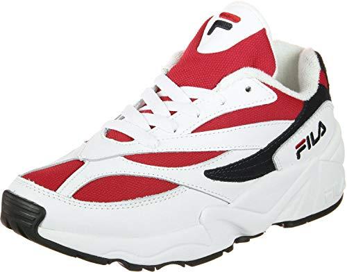 Fila V94M W Schuhe White/Navy/red
