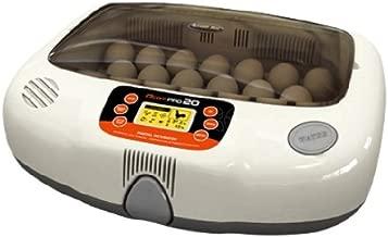 R-Com RCOM Pro 20 PX20 Fully AUTOMATIC Digital Egg INCUBATOR Brand NEW WARRANTY Your Local USA Distributor