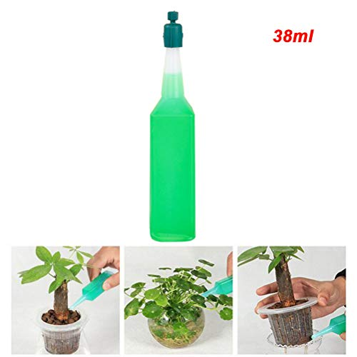 Nargut Hydroponic Growing Kits,38ml Hydroponic Plant Nutrient Solution Universal Hydroponic Flower Fertilizer