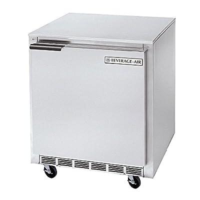 Beverage Air UCF24HC Single-Section Undercounter Freezer 5.8 cu. ft.