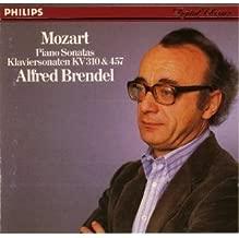 Mozart - Piano Sonatas K. 310 & 457 by Alfred Brendel