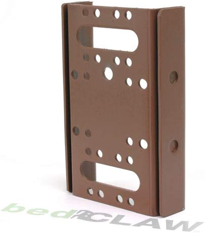 Bedlok 7  Double Bed Hook Bracket Kit, Set of 2