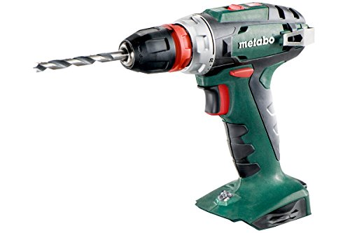 Metabo 602217840 BS 18 Quick (602217840) accuboormachine, 18 V LI-Ion, Metaloc, lichte en compacte boormachine, met Metabo Quick-System