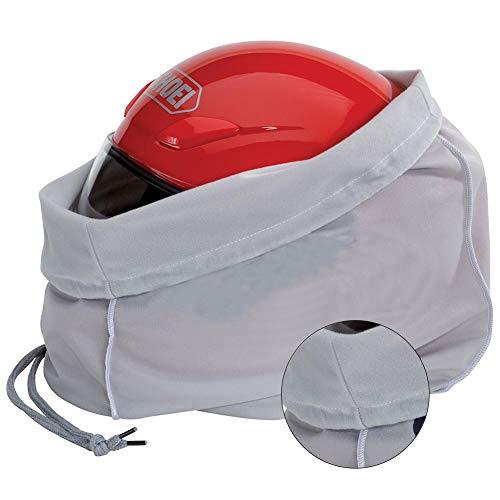 Clevoers Hochwertige Helmtasche,Helmbeutel universal Tasche für Fahrradhelme, Reithelme, Skihelme(Ohne Helm)