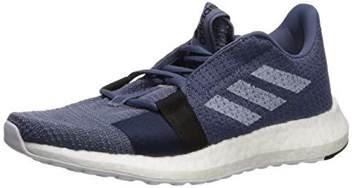 adidas Originals Men's SenseBOOST GO Running Shoe, tech Ink/White/Black, 12 M US