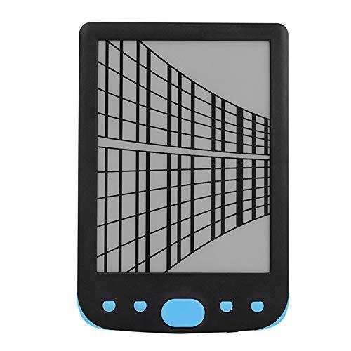 tragbarer elektronischer Leser, E-Book-Leser, elektronischer E-Ink-Bildschirm, 16 GB...