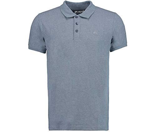 Tony Brown Herren Poloshirt blau M