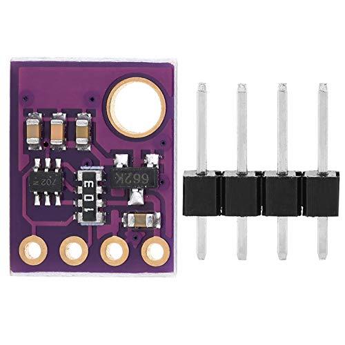 SALUTUYA Alta precisión Temperatura Humedad Medición de presión de Aire Módulo de Sensor Digital BME280 Sensor de Temperatura y Humedad Tablero de presión barométrica atmosférica
