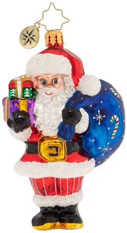 Christopher Raleigh Mall Radko Hand-Crafted European New product! New type Ornament Christmas Glass