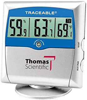 Control Company 4800 Trac Dig Humidity Temp/Dew Point Meter