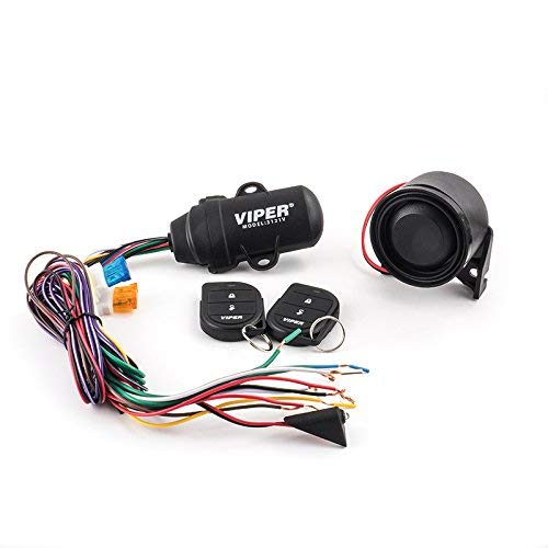 Viper 3121V wasserdichtes Alarmsystem für Motorräder, Boote und Freizeitmobile