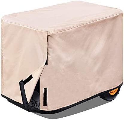 Pool spa Part 100 Waterproof Cover for Portable Generator Heavy Duty Resistant Storage Cover product image