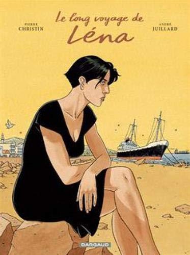 Léna - tome 25 - Long voyage de Léna (Le) T1