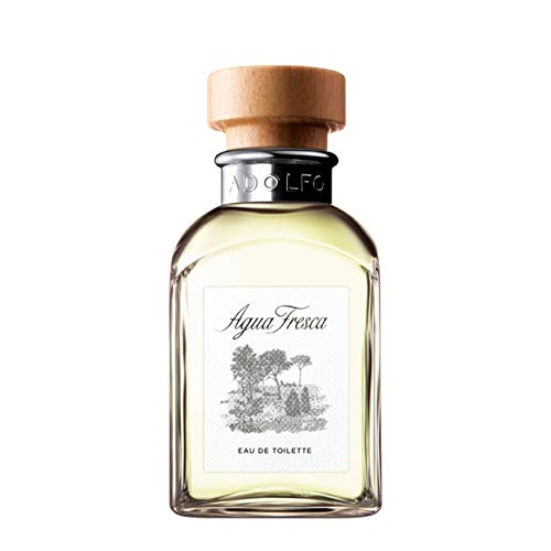 AGUA FRESCA DE ADOLFO DOMINGUEZ - Eau de Toilette Natural Spray 120 ml - [SIN CAJA/NO BOX]