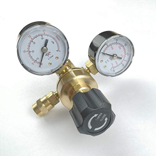 Argon CO2 Regulators Gauges Gas Welding Regulator CGA580