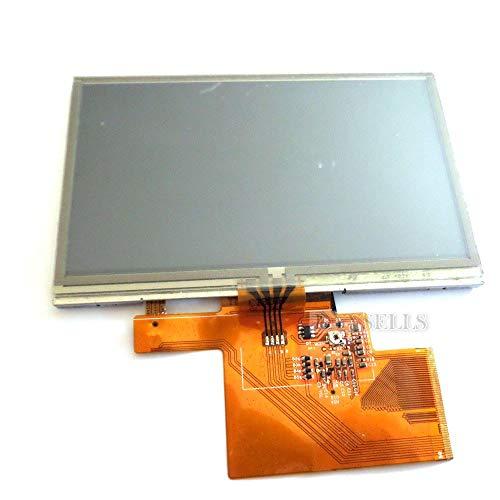 DYYSELLS #1 4.3 chu+xian-12 LMS430HF19 LCD Display + Touchscreen für Tom-Tom XL IQ, XL V2, XL IQ Live