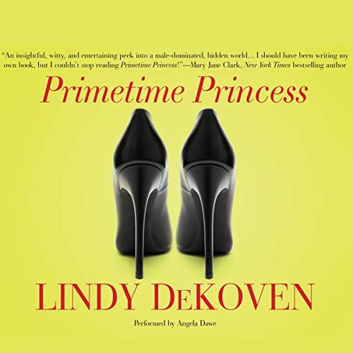 Primetime Princess audiobook cover art