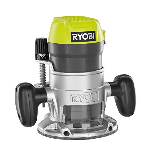 Ryobi R163GK 8.5-Amp 1.5 HP Fixed Base Corded Router Green