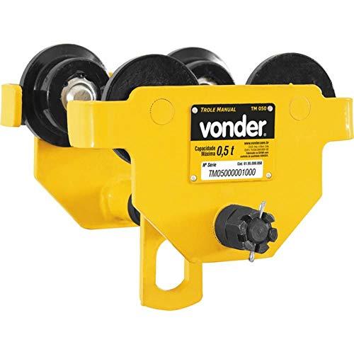 Trole Manual 0.5 Toneladas Tm050 Vonder - Trole Manual 0.5 Toneladas Tm050 Vonder