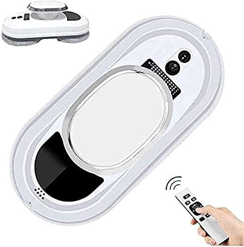 Ghongrm Robot de limpieza de ventanas, limpieza de vidrio elegante magnético doméstico, robot, robot, anti-caída, robot de vidrio inteligente, para superficies lisas, como baldosas de ventanas, vidrio