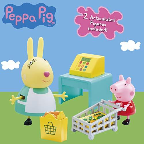 Peppa Pig 6952 Peppa's Shopping Trip, Multi
