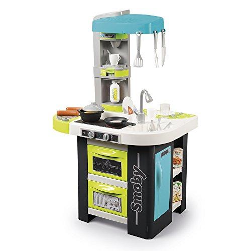 Cocinita de juguete Studio BBQ con accesorios (Smoby 311041