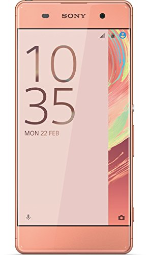 professionnel comparateur Sony Xperia XA Unlock Smartphone (Écran: 5 pouces – 16 Go – Android 6.0) Rose Gold (Importer… choix