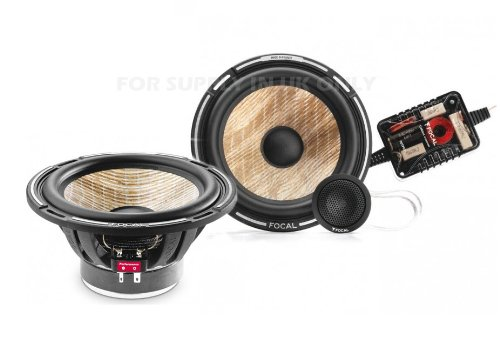 Focal PS165F Flax Cone 6.5' (17 cm) 2-Way Component Car Speakers K