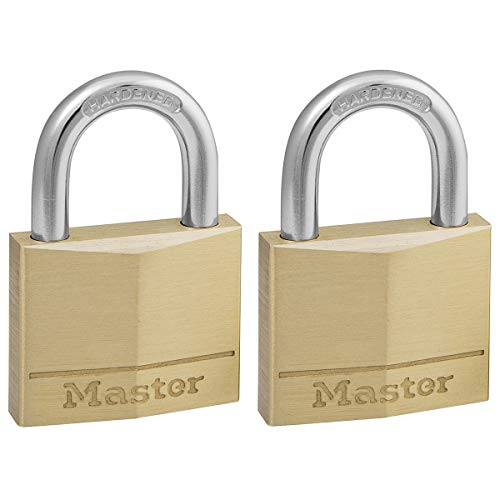 Candado Arco Largo Misma Llave Marca Master Lock