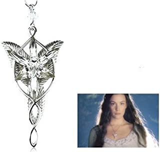 Picama the Lord of Ring Inspired Arwen Evenstar's Necklace