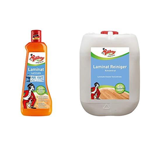 Poliboy 61L0501 - Laminat Pflege Konzentrat 5 Liter