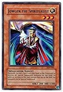 Yu-Gi-Oh! - Jowgen The Spiritualist (LON-061) - Labyrinth of Nightmare - Unlimited Edition - Rare