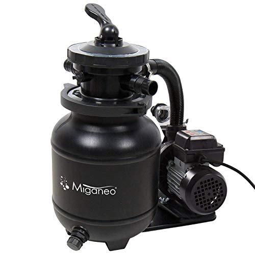 Miganeo Sandfilteranlage Speedclean 7000 - Pumpleistung 6,3m³ 40390
