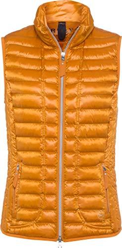BRAX Style Genf Chaleco de Plumas, DE Butternut, 34 para Mujer