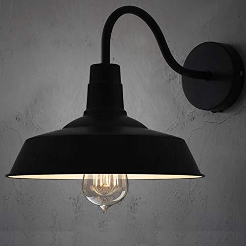 Applique Murale Lampe Industrielle E27 Lampe Support Steampunk Usine Lampe Rétro Vintage Design En Métal Luminaire Applique Murale Edison Intérieur Applique Murale Chambre Balcon Bar Couloir 40W