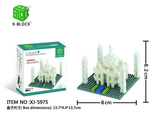 XJ5975 TAJ MAHAL X-BLOCK