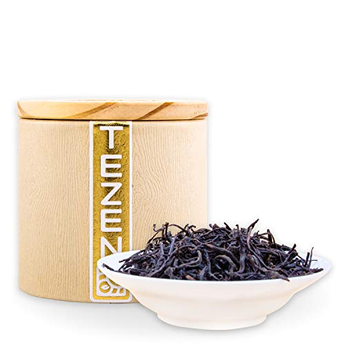 Lapsang Souchong (Wildsammlung) Schwarzer Tee aus China | Hochwertiger Schwarztee | Beste Teequalität direkt von preisgekrönten Teegärten | Ideal für alle Teeliebhaber und als Geschenk (80g)
