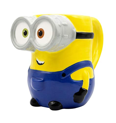 Joy Toy Taza 3D Bob 375 ml. Minions