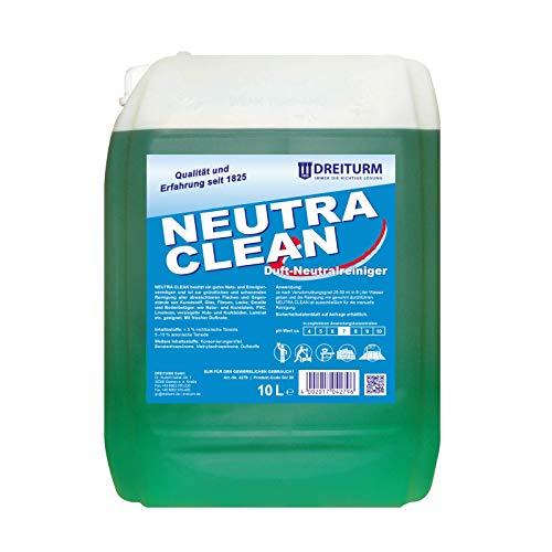 Dreiturm Neutra Clean Duft-Neutralreiniger Universalreiniger Unterhaltsreinger 10 L