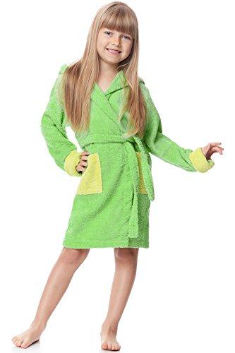 Ladeheid Kinderen Badjas van 100% Katoen LA40-103