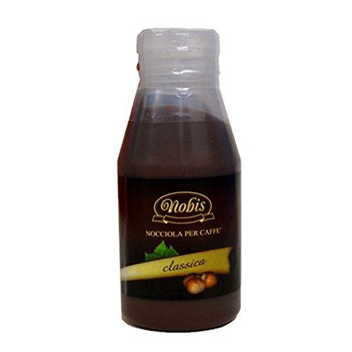 Topping alla Nocciola classica per caffè Gr. 120 - Nobis Nocciole