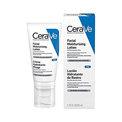CeraVe , night moisturizer for the face - 52 ml