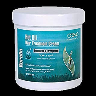 Cosmo Hot Oil 600 ml (Keratin oli)