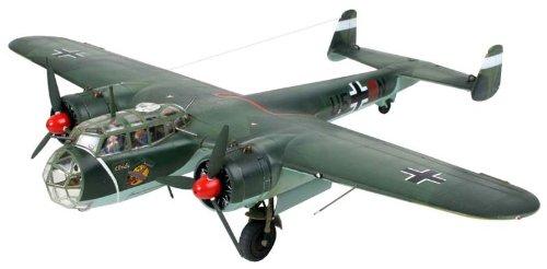 Revell Modellbausatz 04655  - Avión de Combate Dornier Do 17 Z-2 (Escala 1:72)