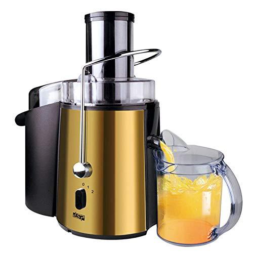 HEAOJ Entsafter Juice Water Bar Cafe Verwendet Saftpresse, Um Schnell Und Effizient Energie Obst Und Gemüse ZuSparen.Juice Machine Gold
