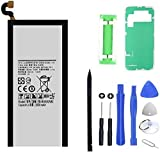 oGoDeal Battery Replacement Compatible for Samsung Galaxy S6 Battery EB-BG920ABE with Repair Tools