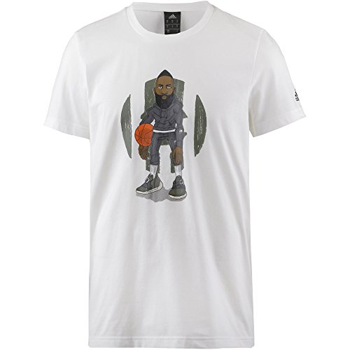 adidas Harden T-Shirt NBA Uomo - DP9101 (S)