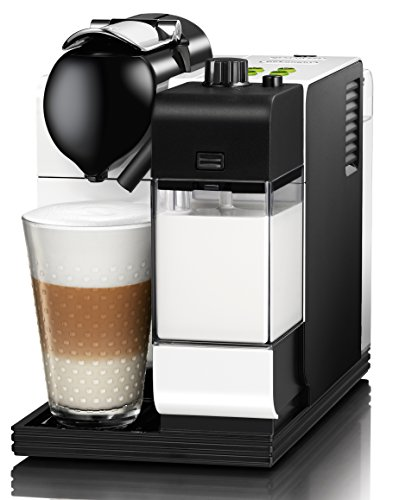 DeLonghi EN 520.W Nespresso Lattissima+ / Milchschaum-System / Silky White