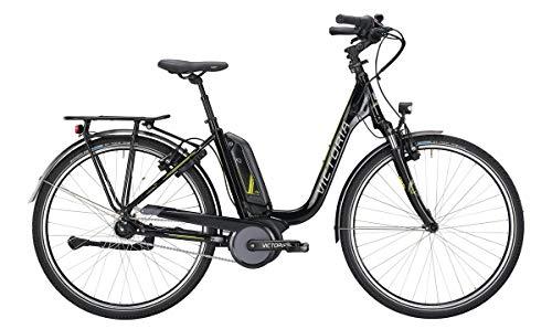 Victoria elektrische fiets eTrekking 7.5 C 400Wh Deep 26 inch 45 cm zwart