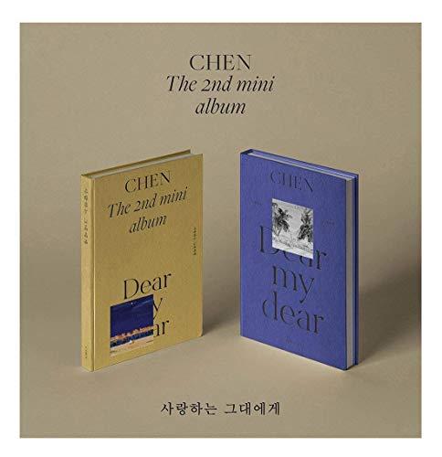 CHEN EXO - Dear My Dear [Dear+My Dear ver. Set] 2CD+2Photobooks+2Photocards+2Letters+Folded Poster(hasta su agotamiento)+Extra photo...